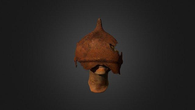 Helmet, Sarmat 3D Model