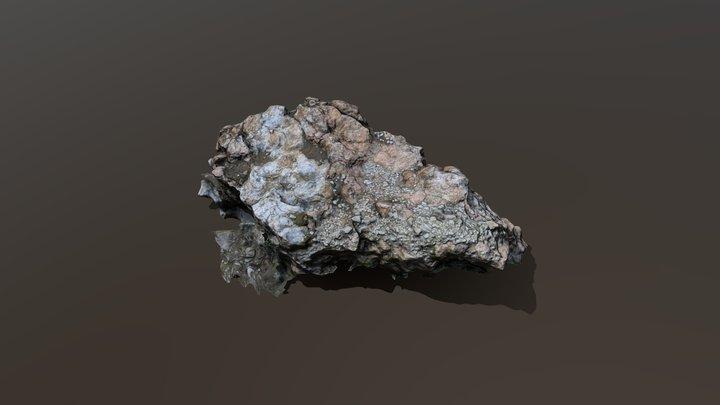 Russian stone test 3D Model