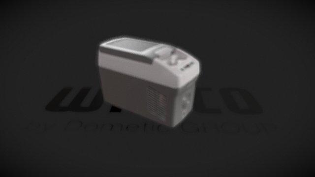 waeco coolfreeze cdf 11 3D Model