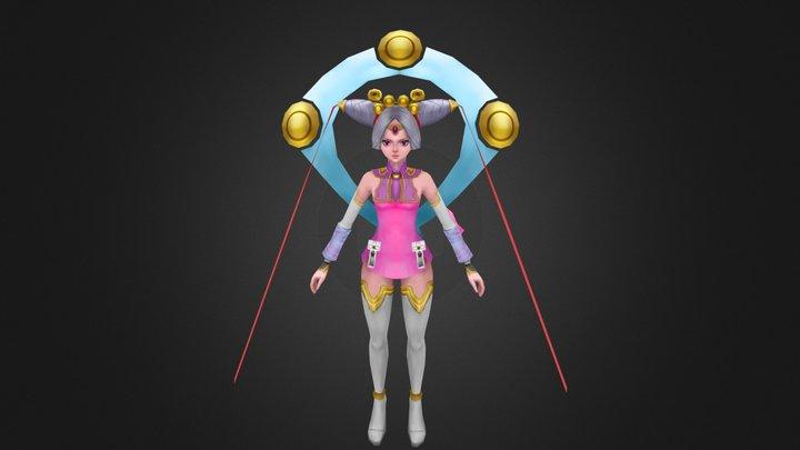 F M Obj 3D Model