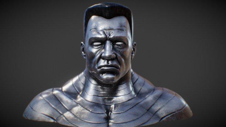 Colossus - HQ 3D Model