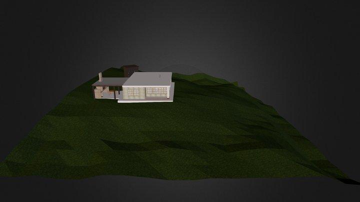 Proyecto Casa Pinamar 3D Model