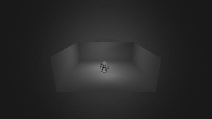 Трололо Заготовка 3D Model