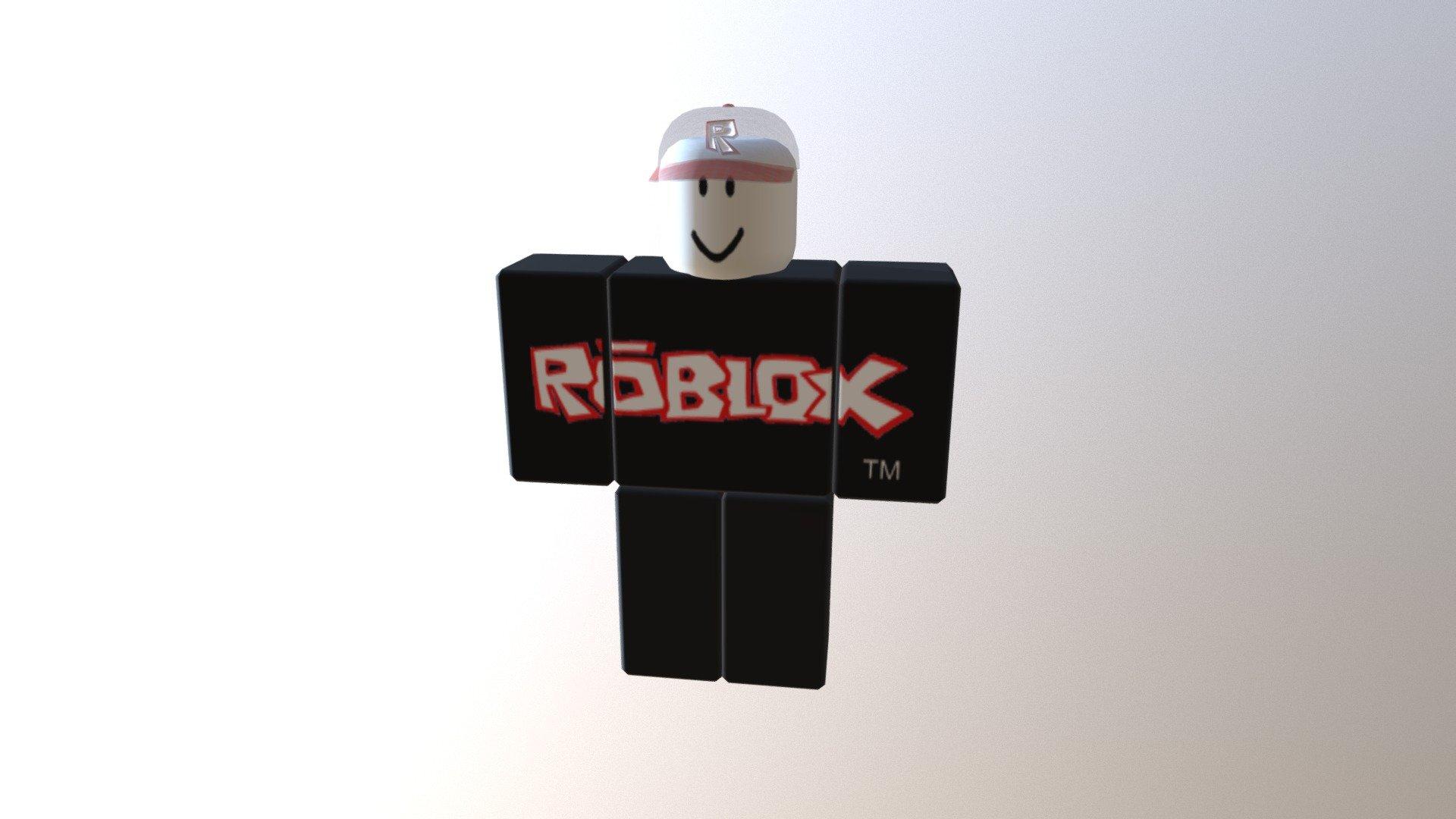 Old roblox guest - Download Free 3D model by Luke Steel ...