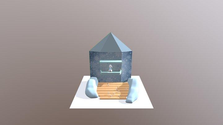 1075448032郭佳樺 雪寶樂園 3D Model