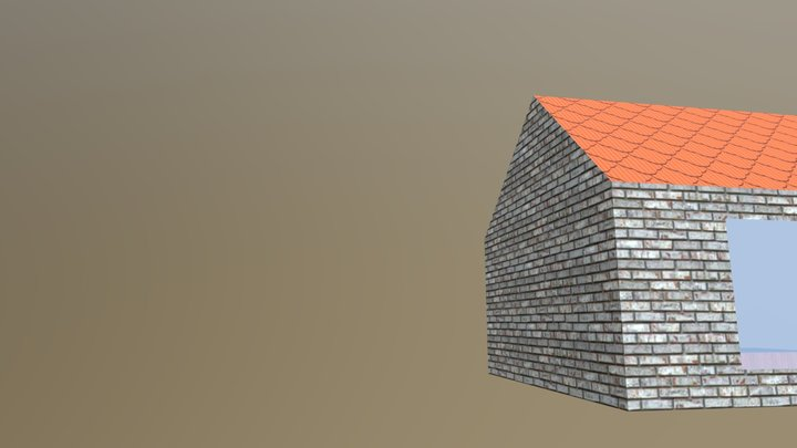 Haus18 3D Model