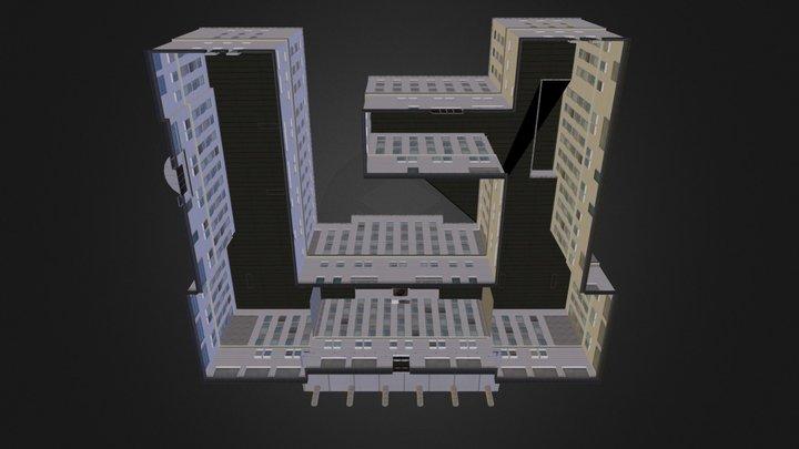Kaliningrad.FBX 3D Model