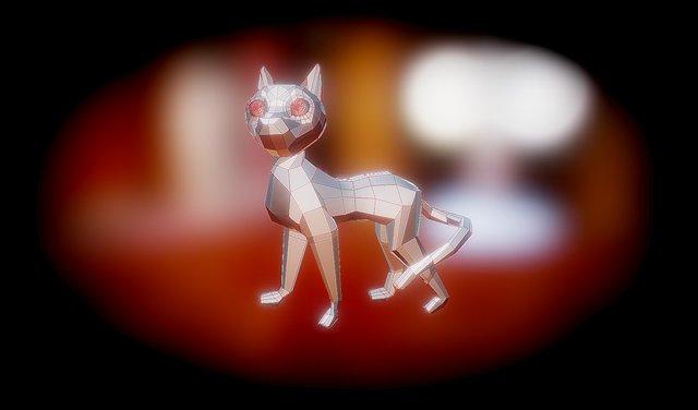 CatLP 3D Model
