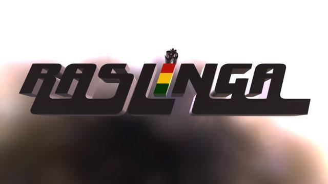 Ras Linga Logo 3D 3D Model