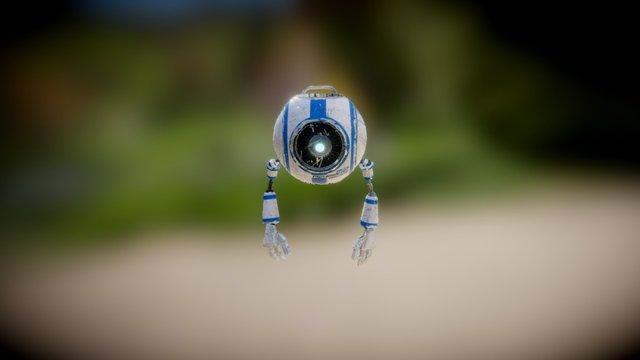 imsRobot 3D Model