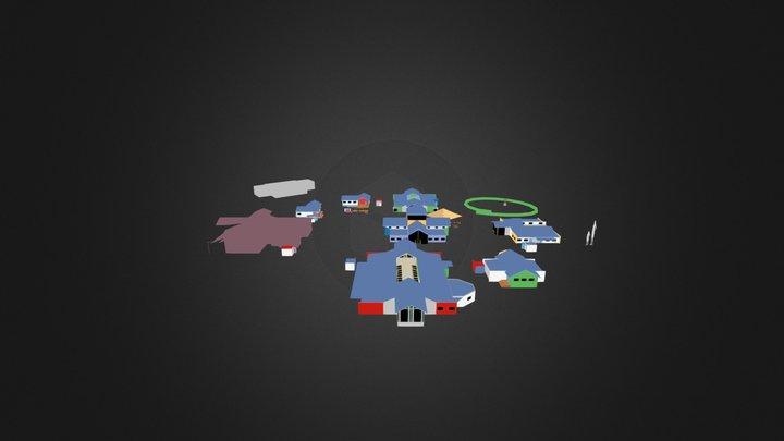 Garin College Virtual Tour - V1 3D Model