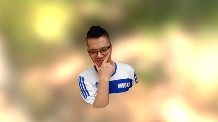 Mr. Tim Tsang 3D Model