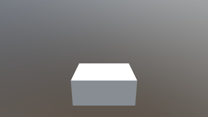 Test Anim 3D Model