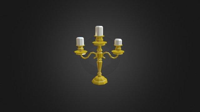 Candelabrum 3D Model