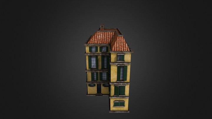 huis 2 3D Model