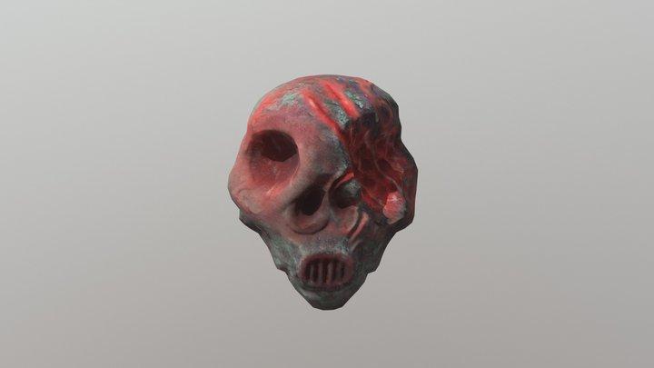Dead head 3D Model