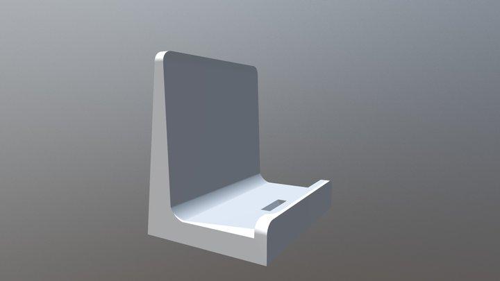 Mobile Stand v1 3D Model