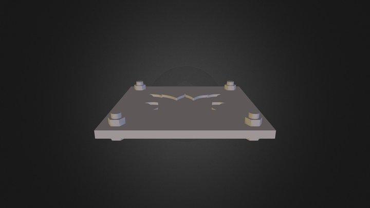 נצן זיגלמן אסמבלי לוטוס פרט 3D Model