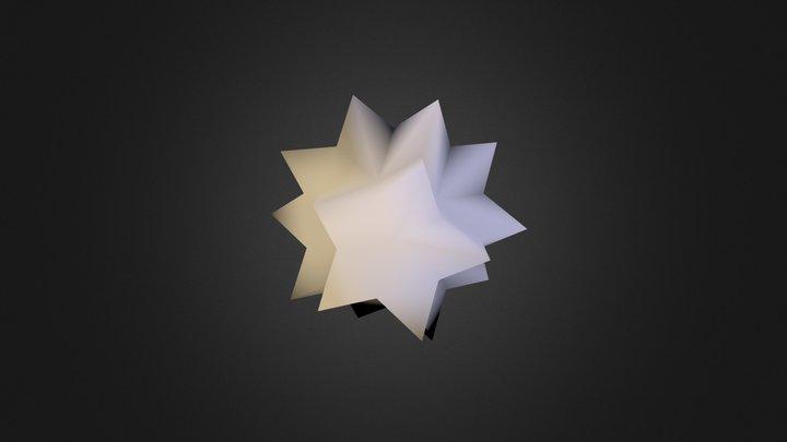 Aj Baker 3D Model