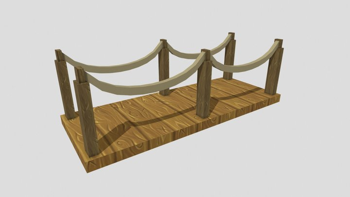 Ponte 3D Model