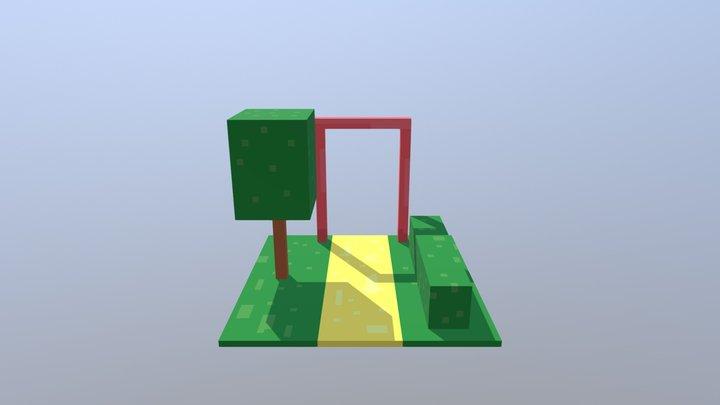 Polyana 3D Model