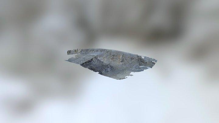 Cava Collepedrino 2 3D Model