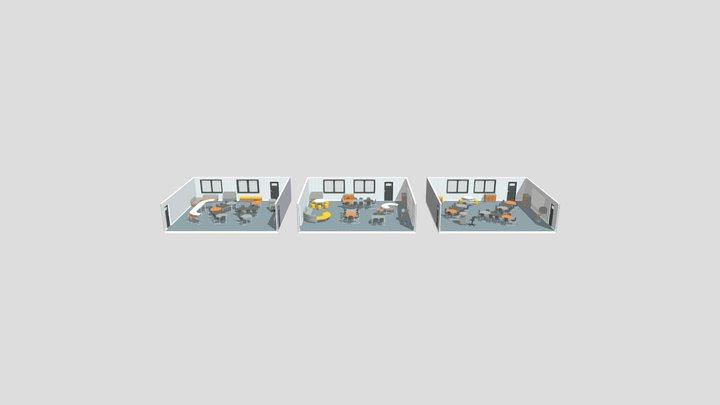 Single Cell Plan - Freeville System 3D Model