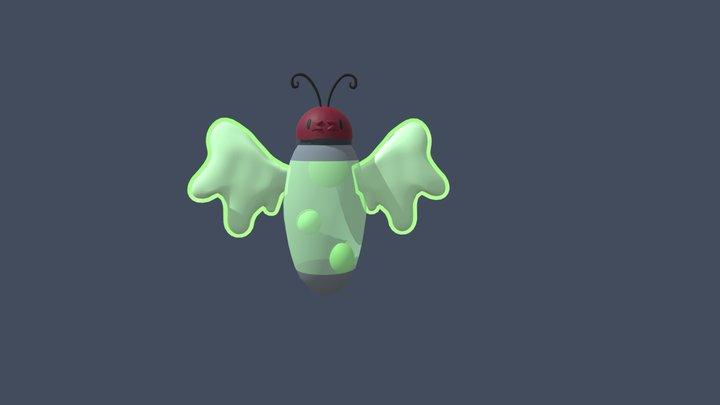 Bombicho 3D Model