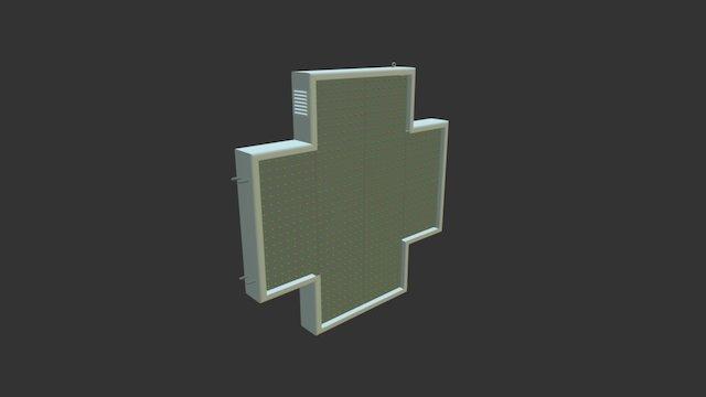 Griega 110 LC 3D Model