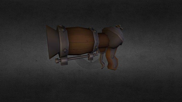 SteamGunz 3D Model