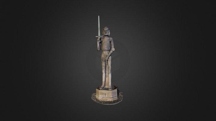 Roland 3D Model