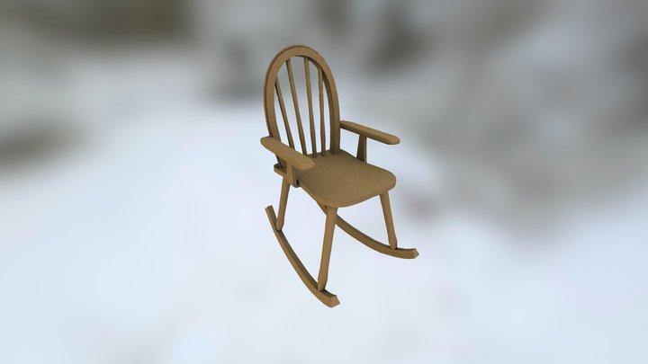 Rockingchair 3D Model