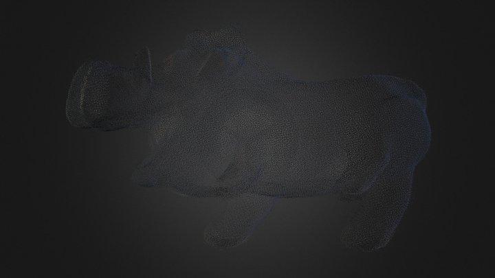 Pumba 3D Model