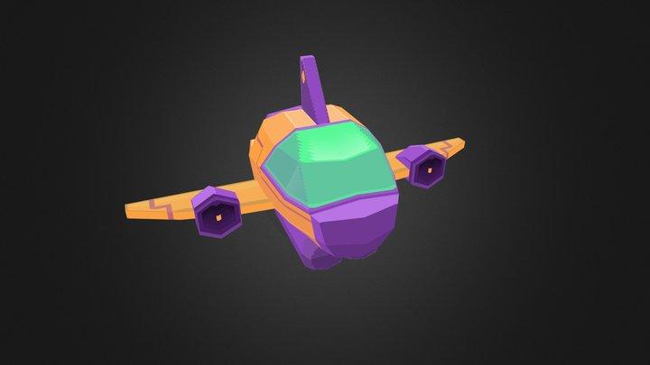 TinyShip 3D Model