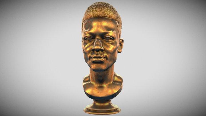 Elijah McClain 3D Model