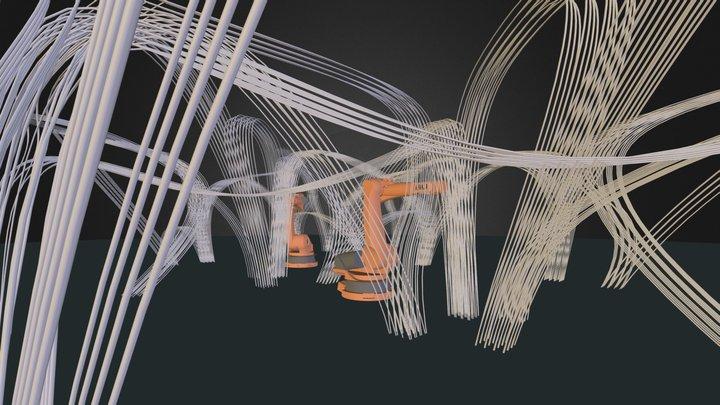 R4D4 3D Model