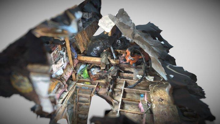 attic 3D Model