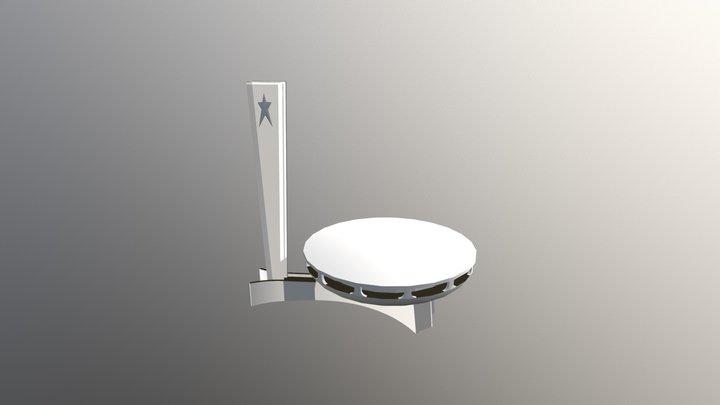Buzludja 3D Model