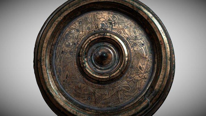 An ancient masterpiece 3D Model