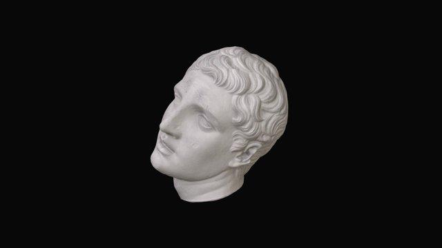 Antiker Kopf 3D Model