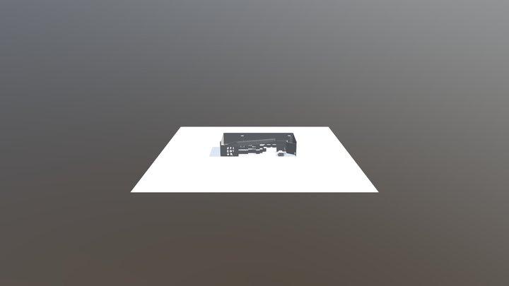 EXIB_01_empty 3D Model