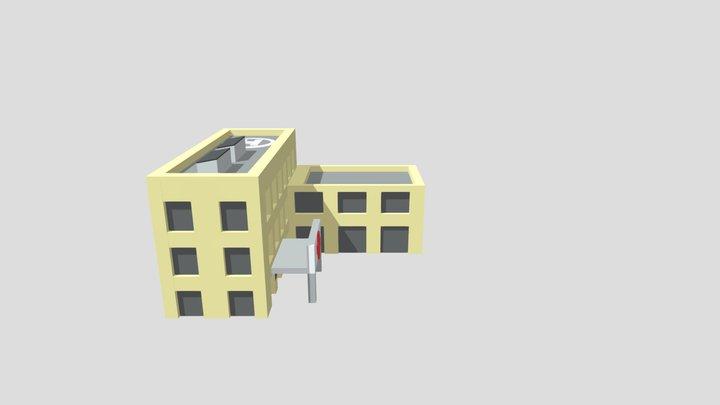 Predio Quicksilver 3D Model