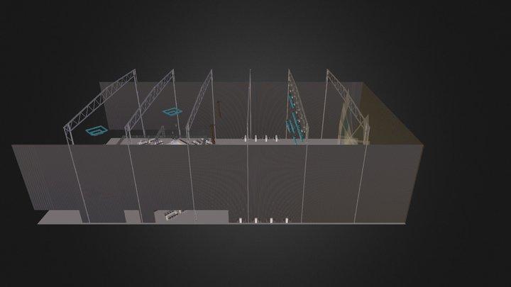 Belf 3D Model