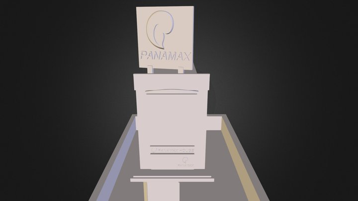 Panamx 3D Model
