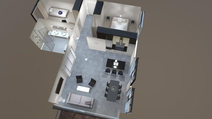 Modelhuset 3D Model