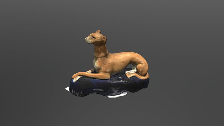 The Dog need a Nose Job 3D Model
