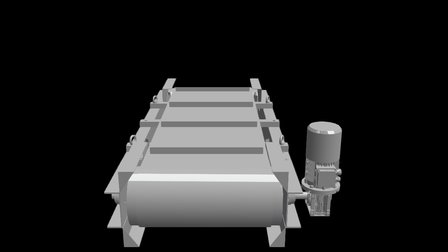 Overband 1000 3D Model