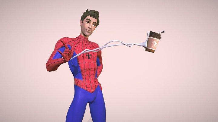 Coffee Break 3D Model