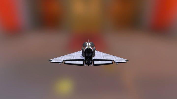 Air Turbo X2 3D Model
