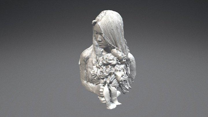 The Bride 3D Model